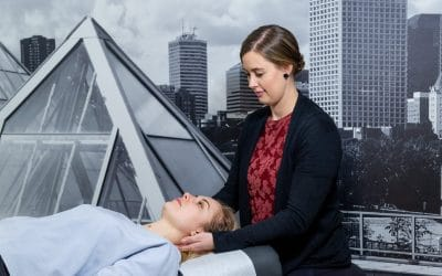 Getting rid of neck pain
